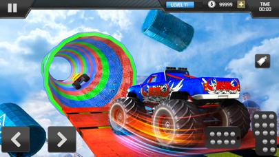 Mega Ramp Ultimate Car Stunts紹介画像1