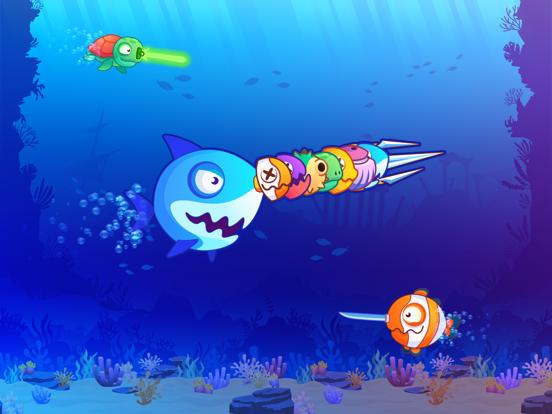 Fish.IO - Sushi Battleのおすすめ画像4