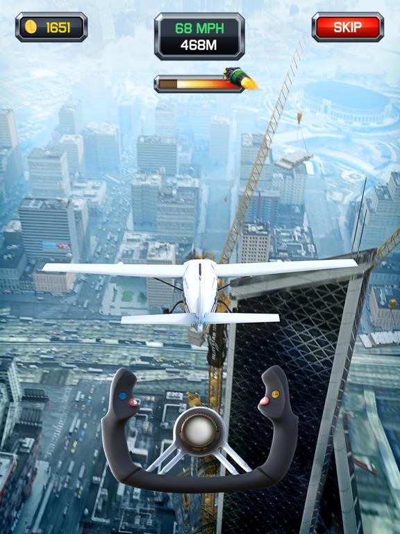 Crazy Plane Landing screenshot 14