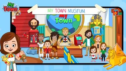 My Town : Museum History screenshot 1