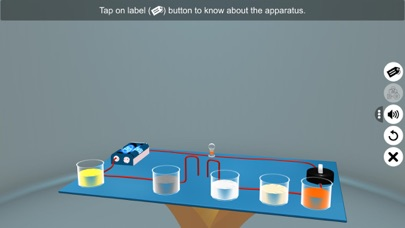 Electric Conduction in Liquids screenshot 2