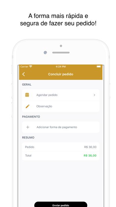 Pastta de Ouro Pizzaria screenshot 5