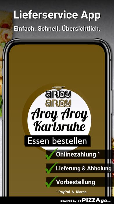 Aroy Aroy Karlsruhe screenshot 1