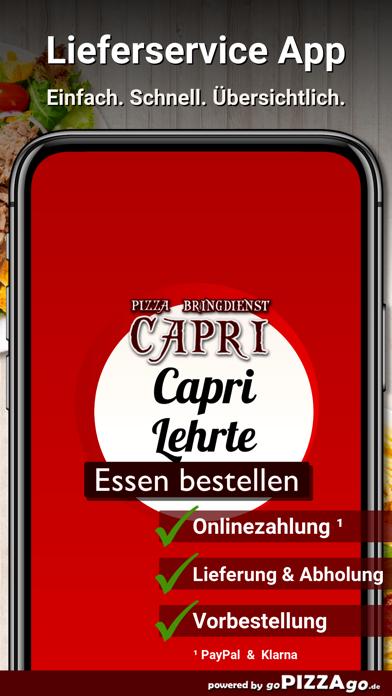 Capri Lehrte screenshot 1