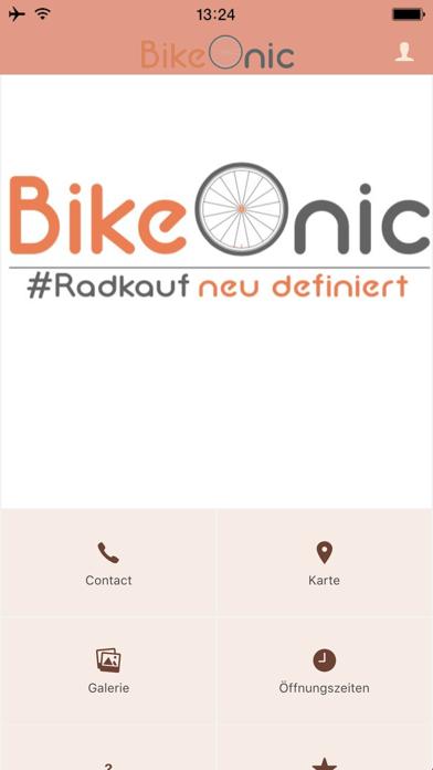 BikeOnic GmbHScreenshot von 1