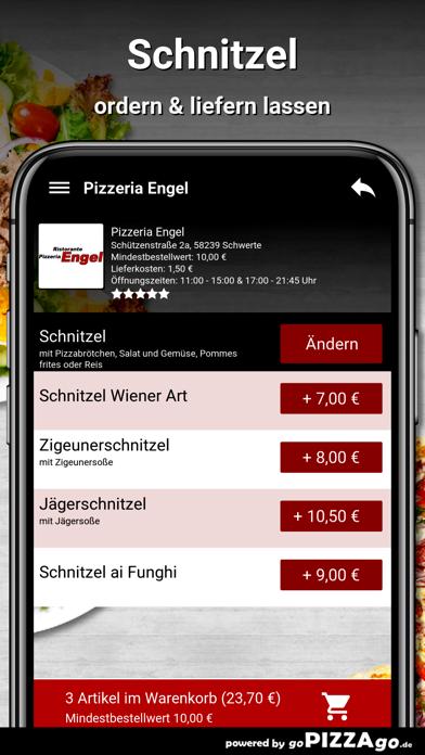 Pizzeria Engel Schwerte screenshot 6