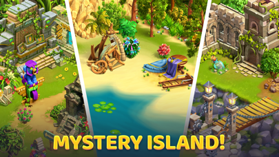 Bermuda Adventures: Farm Games for windows pc