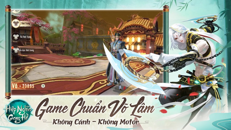 Hiệp Nghĩa Giang Hồ-VLTKm screenshot-3