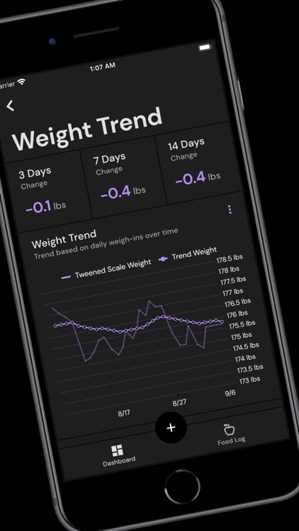MacroFactor - Diet Sidekick screenshot-5
