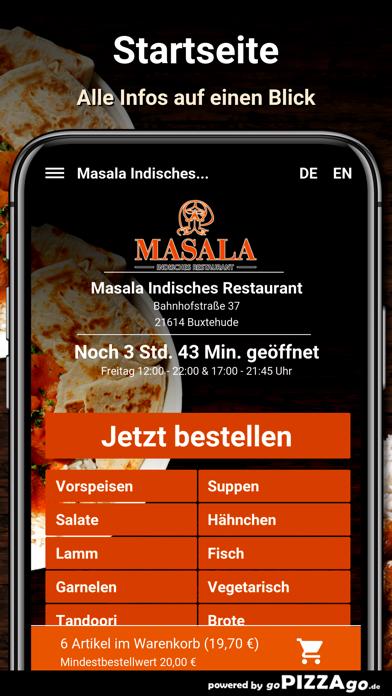 Masala Buxtehude screenshot 2