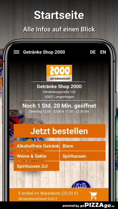 Getränke Shop 2000 Langenhagen screenshot 2