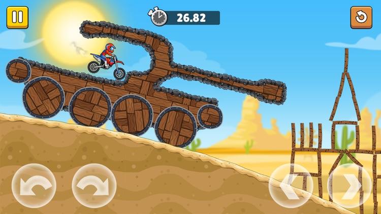 Top Moto Bike: X3M Racing screenshot-6