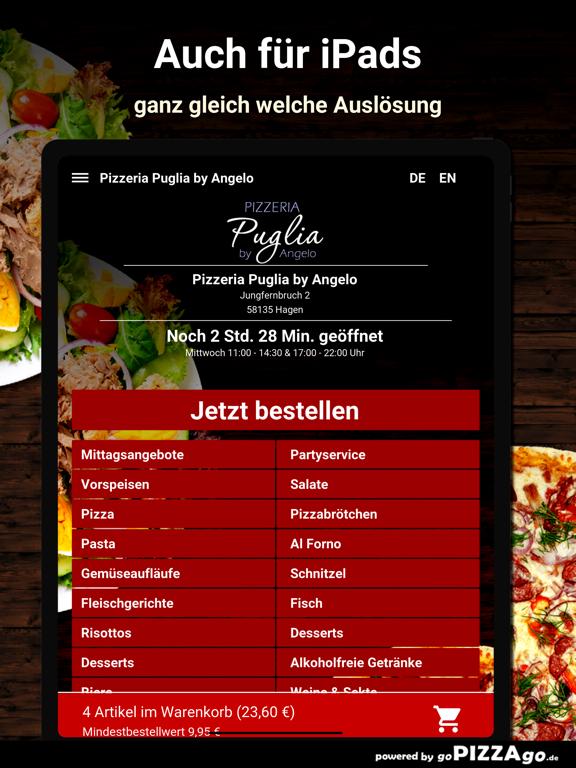 Pizzeria Puglia Hagen screenshot 7