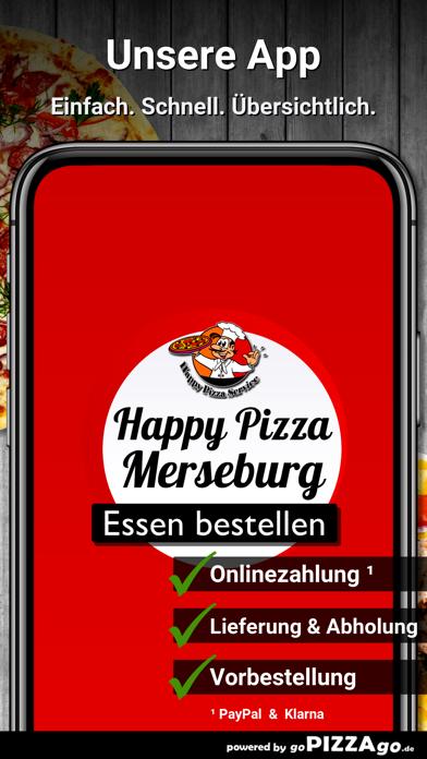 Happy Pizza Service Merseburg screenshot 1