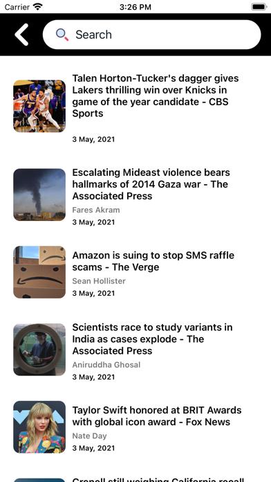 News Storesلقطة شاشة2