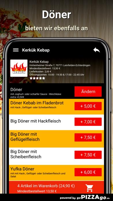 Kerkük Kebap Leinfelden screenshot 6