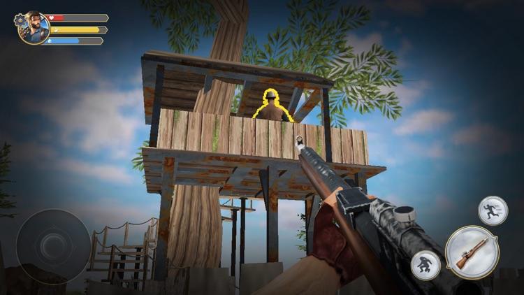 荒野掠夺求生 screenshot-3