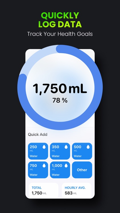 FitnessView ∙ Activity Tracker screenshot-4