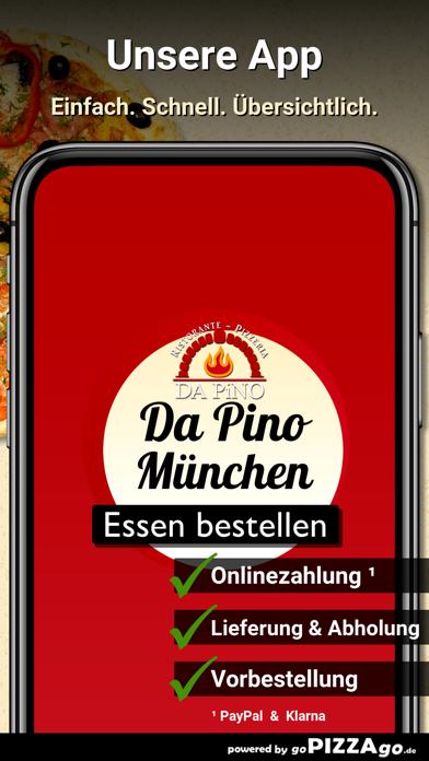 Da Pino München screenshot 1