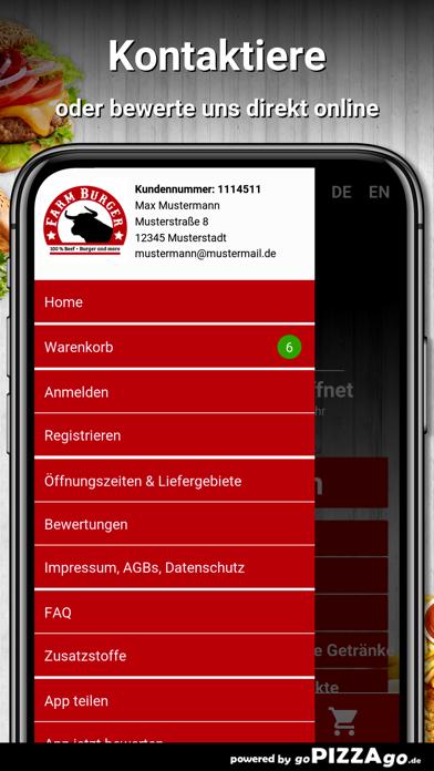 Farm Burger Bergisch Gladbach screenshot 3