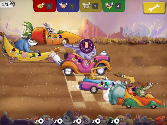 Jungle Race Digital screenshot 8