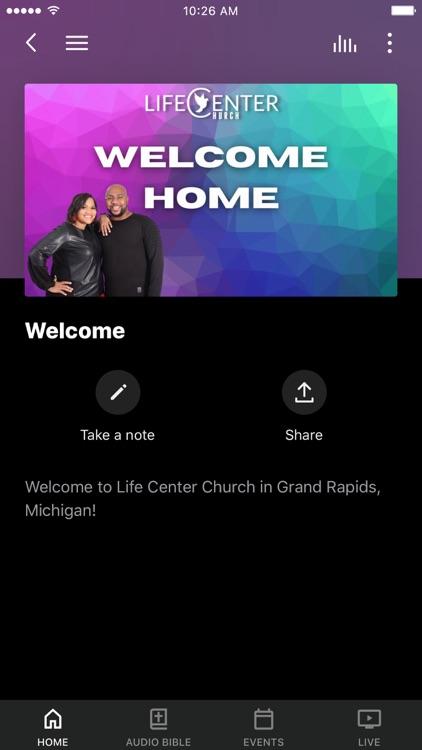 Life Center Grand Rapids