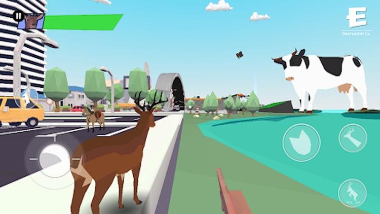Deer Simulator Game2 screenshot-4