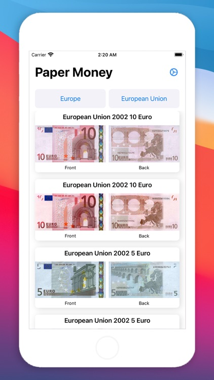 Paper Money - No Ads