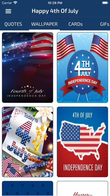 4th Of July Cards & Wallpapers