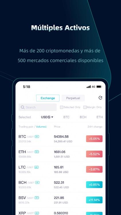 CoinEx-Cryptocurrency Exchange