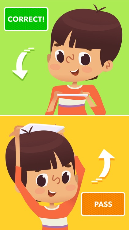 Heads Up! Charades for Kids screenshot-3