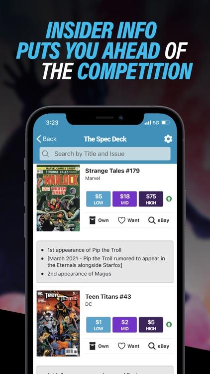 Key Collector Comics App screenshot-6