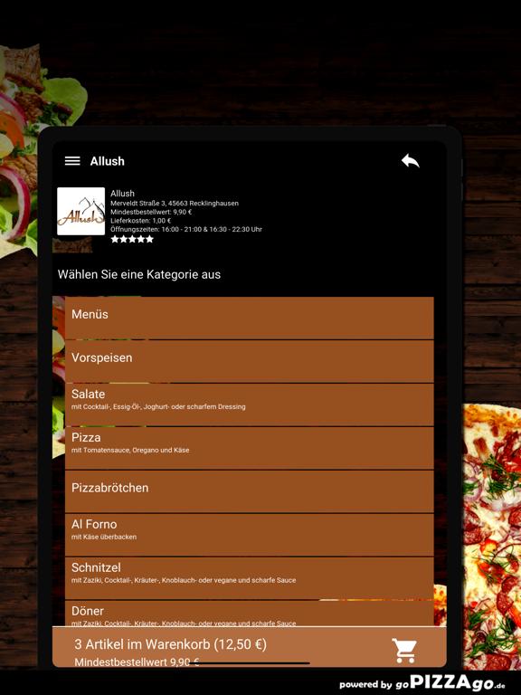 Allush Recklinghausen screenshot 8