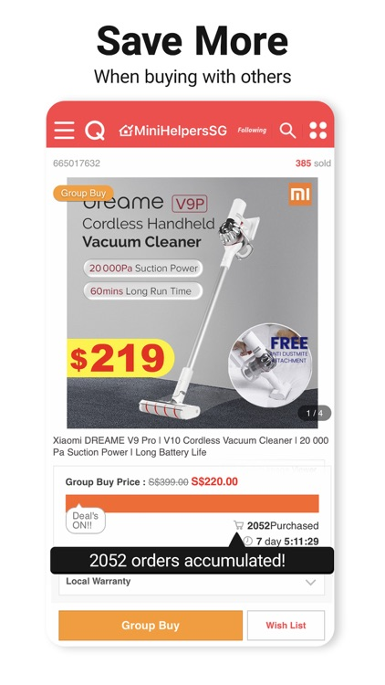 Qoo10 - Best Online Shopping screenshot-4