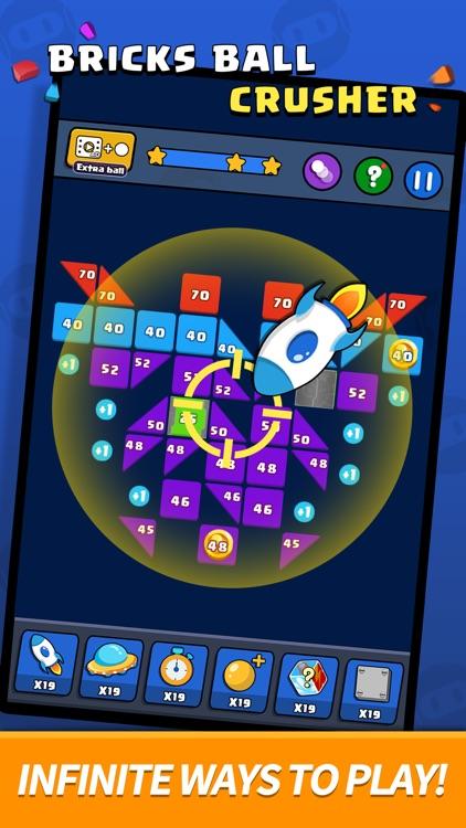 Bricks Ball Crusher screenshot-6
