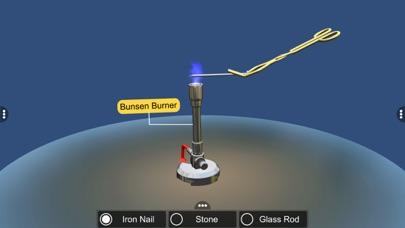 Burning of Different Materials screenshot 8