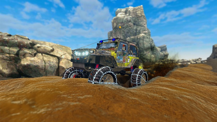 Offroad Simulator 2021 screenshot-3
