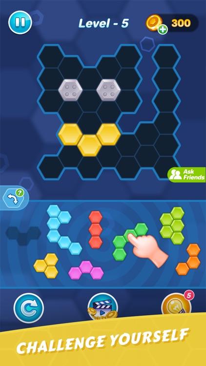 Hexa Puzzle Guru