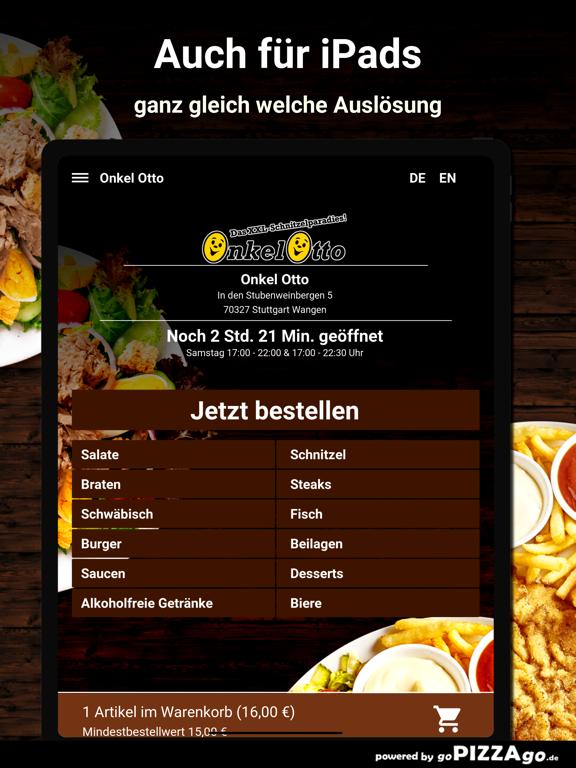Onkel Otto Stuttgart Wangen screenshot 7