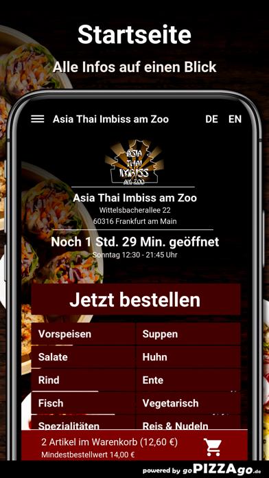 Asia Thai Imbiss Frankfurt am screenshot 2