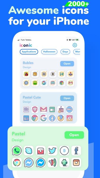 App Icon Changer & Customizer