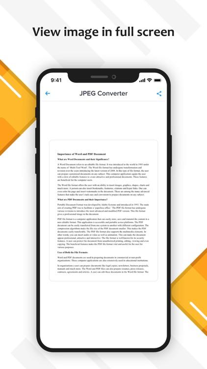 PDF to JPG or PNG screenshot-3