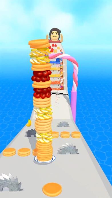 Pancake Run screenshot 1