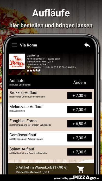 Via Roma Bonn screenshot 6