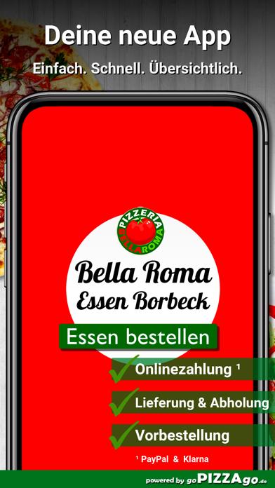Bella Roma Essen Borbeck screenshot 1