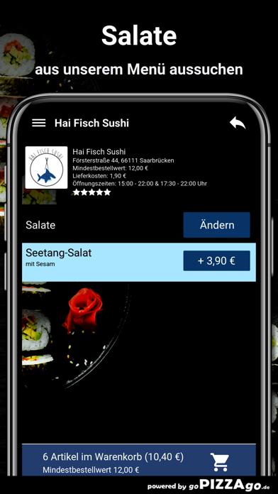 Hai Fisch Sushi Saarbrücken screenshot 5