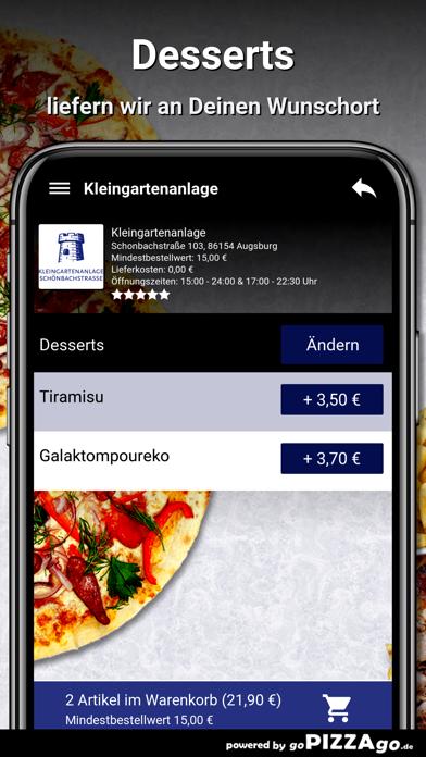 Kleingartenanlage Augsburg screenshot 6