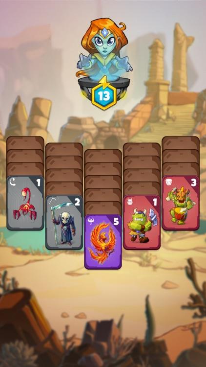 Cards of Terra screenshot-4