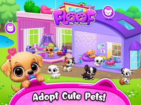 FLOOF - My Pet House screenshot 9