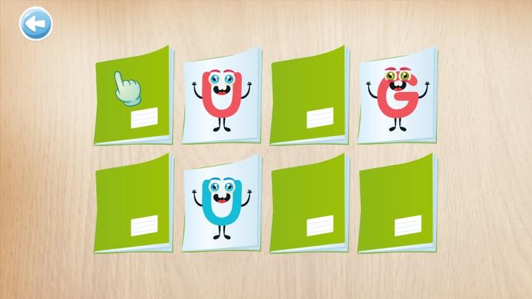 Alphabets game. Learn alphabet screenshot-4